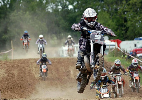 Lamberhurst Motocross Track photo